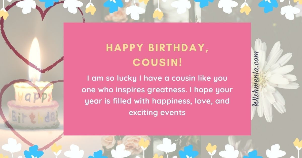 happy birthday to my cousin sister