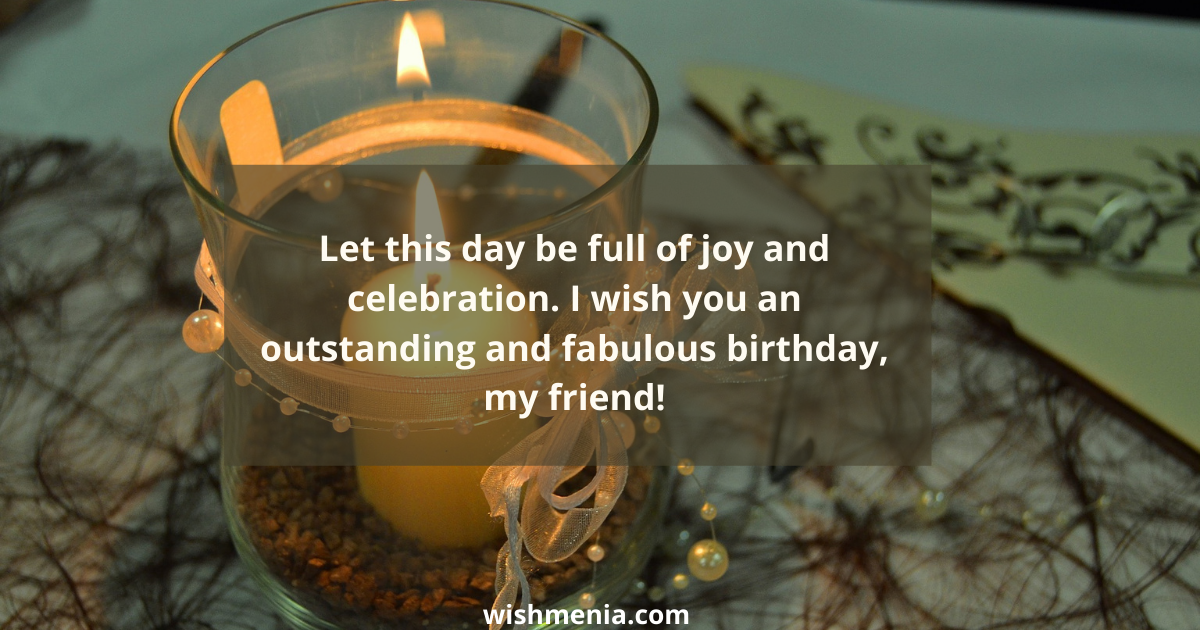 Heart touching wishes for best friend